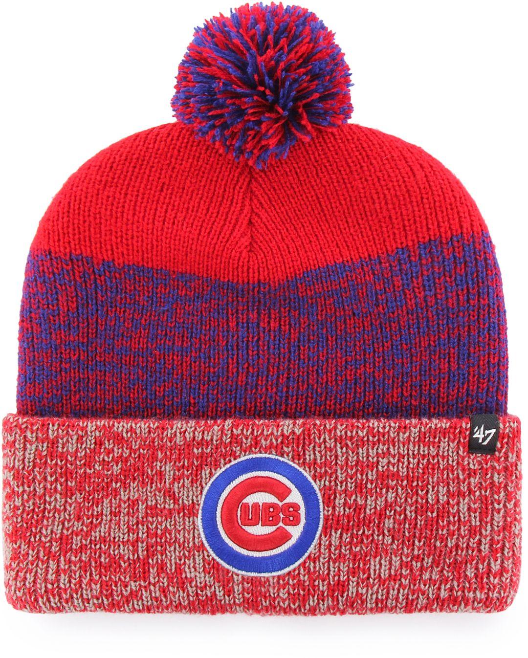 0186a21be63c8c '47 Men's Chicago Cubs Static Knit Hat. noImageFound. Previous