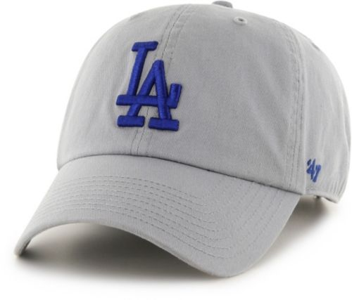 detailed look 2d574 a3fe8  47 Men s Los Angeles Dodgers Storm Clean Up Adjustable Hat. noImageFound.  Previous