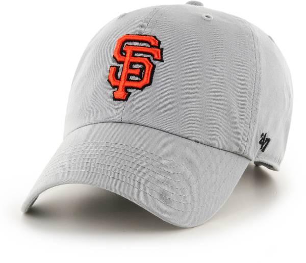 '47 Men's San Francisco Giants Storm Clean Up Adjustable Hat product image