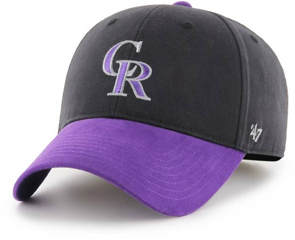 '47 Youth Colorado Rockies Short Stack MVP Adjustable Hat product image