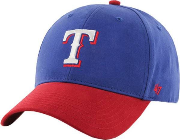 '47 Youth Texas Rangers Short Stack MVP Adjustable Hat product image