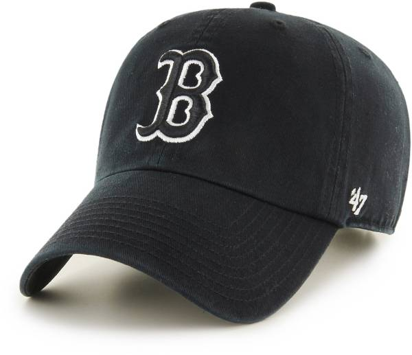 '47 Men's Boston Red Sox Clean Up Adjustable Hat product image