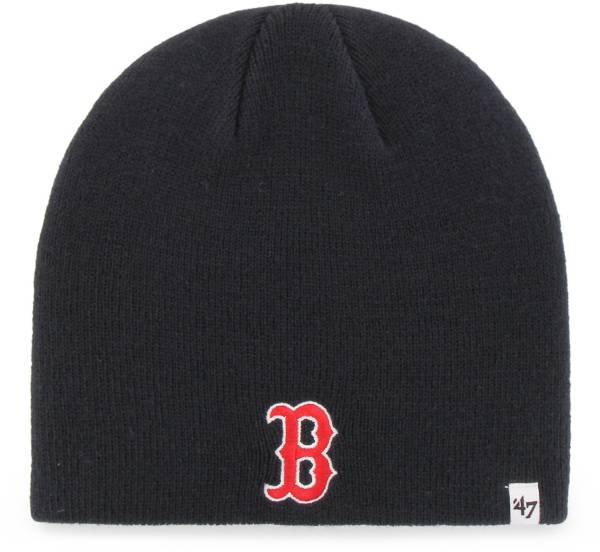 '47 Men's Boston Red Sox Navy Knit Hat product image