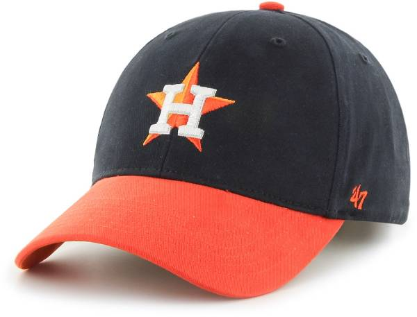 '47 Youth Houston Astros Short Stack MVP Adjustable Hat product image