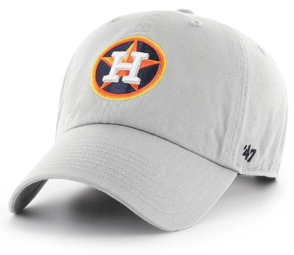 '47 Men's Houston Astros Storm Clean Up Adjustable Hat product image
