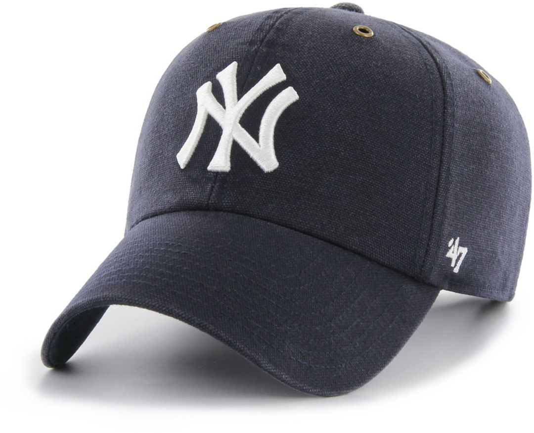 5e48ee9a36bbcc ... New York Yankees Carhartt Clean Up Navy Adjustable Hat. noImageFound.  Previous