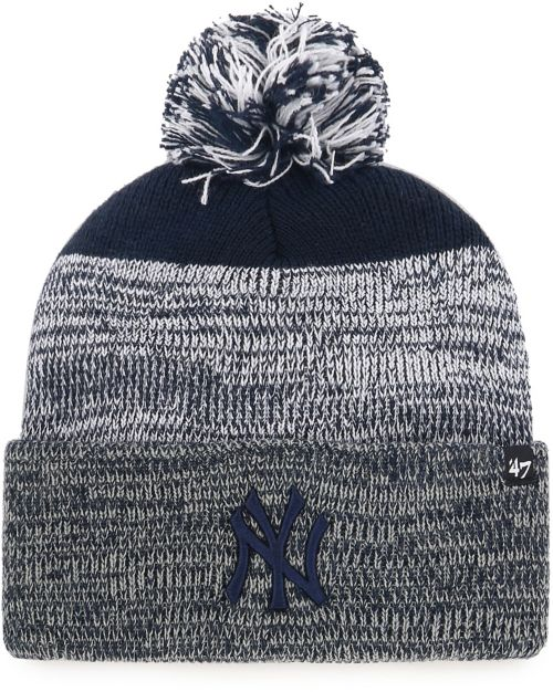 2c3d257375c  47 Men s New York Yankees Static Knit Hat. noImageFound. Previous