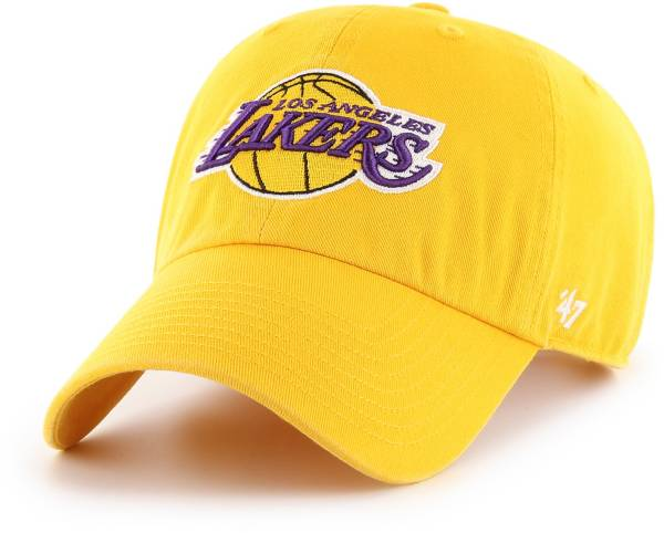 '47 Men's Los Angeles Lakers Clean Up Adjustable Hat product image