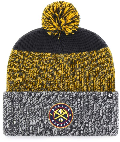 premium selection c2b5a d7c0e where can i buy 47 mens denver nuggets static knit hat 2f326 20708