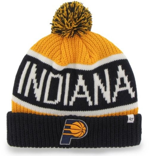 ... Indiana Pacers Calgary Knit Hat. noImageFound. Previous 41875b866b5