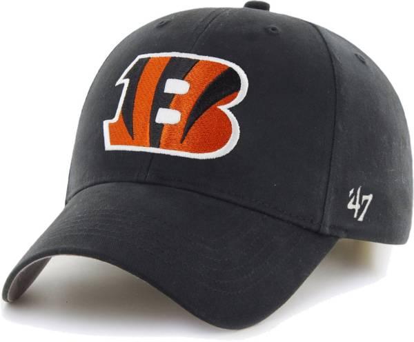 '47 Boys' Cincinnati Bengals Basic MVP Kid Black Hat product image
