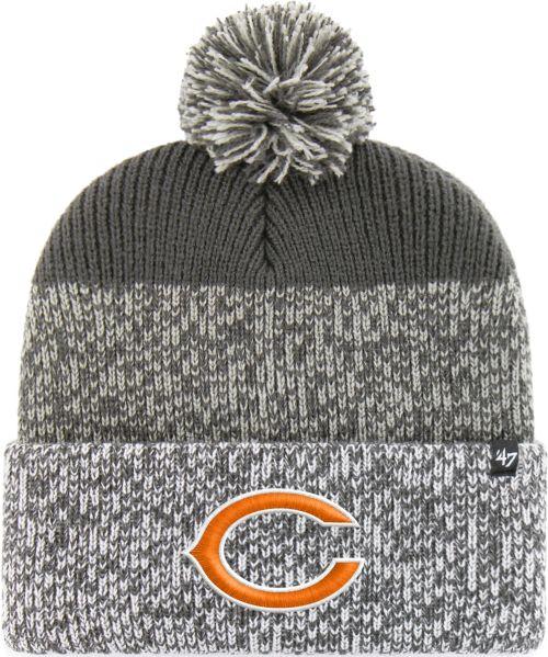 60f2756e0ade4e ... canada 47 mens chicago bears static cuffed charcoal knit dicks sporting  09e90 7e0e0