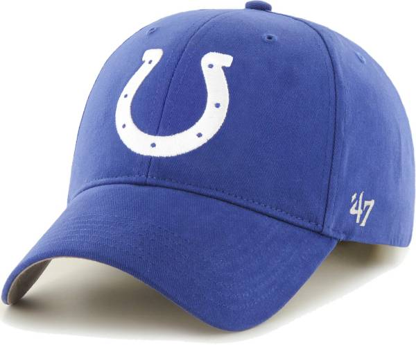 '47 Boys' Indianapolis Colts Basic MVP Kid Royal Hat product image