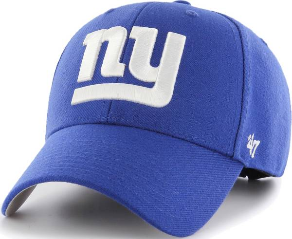 '47 Men's New York Giants MVP Royal Adjustable Hat product image