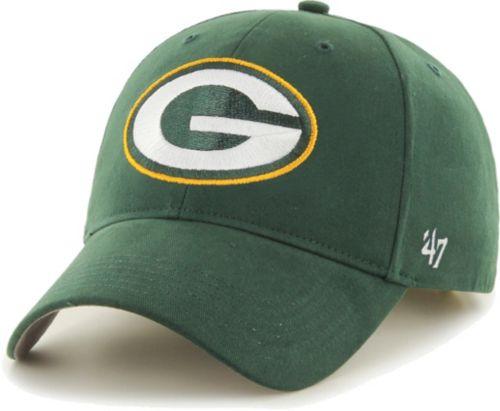 47 Boys  Green Bay Packers Basic MVP Kid Green Hat. noImageFound. Previous 9819f10d1