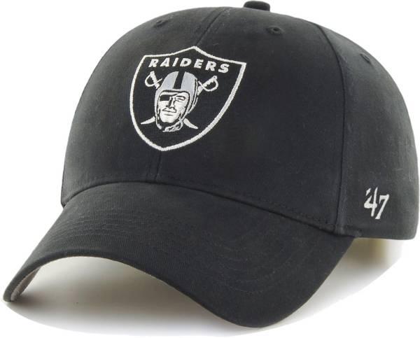 '47 Boys' Las Vegas Raiders Basic MVP Kid Black Hat product image