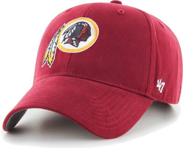 '47 Boys' Washington Redskins Basic MVP Kid Red Hat product image