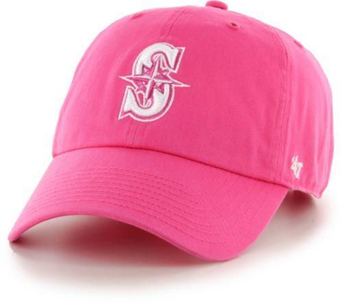 47 Women s Seattle Mariners Clean Up Adjustable Hat. noImageFound. Previous 2b563d2d59