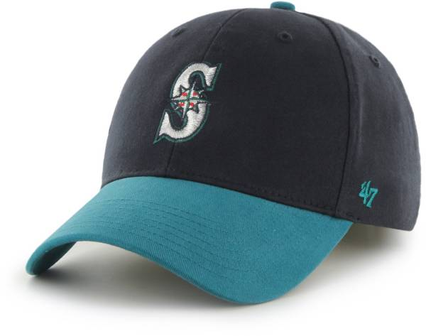'47 Youth Seattle Mariners Short Stack MVP Adjustable Hat product image