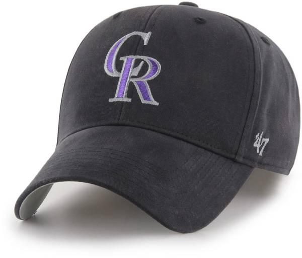 '47 Youth Colorado Rockies Basic MVP Adjustable Hat product image