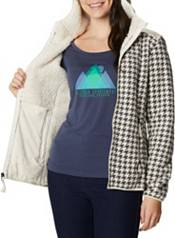 Columbia Women's Winter Pass Print Fleece Full Zip Hoodie product image