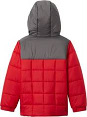 Columbia Boys' Puffect II Puffer Full Zip Jacket product image