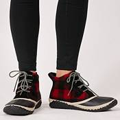 SOREL Women's Out N About Plus Plaid Winter Boots product image