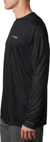 Columbia Men's Terminal Tackle PFG Fish Flag Long Sleeve Shirt product image