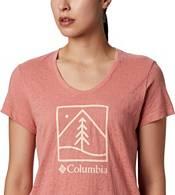 Columbia Women's Rose Summit Graphic T-Shirt product image