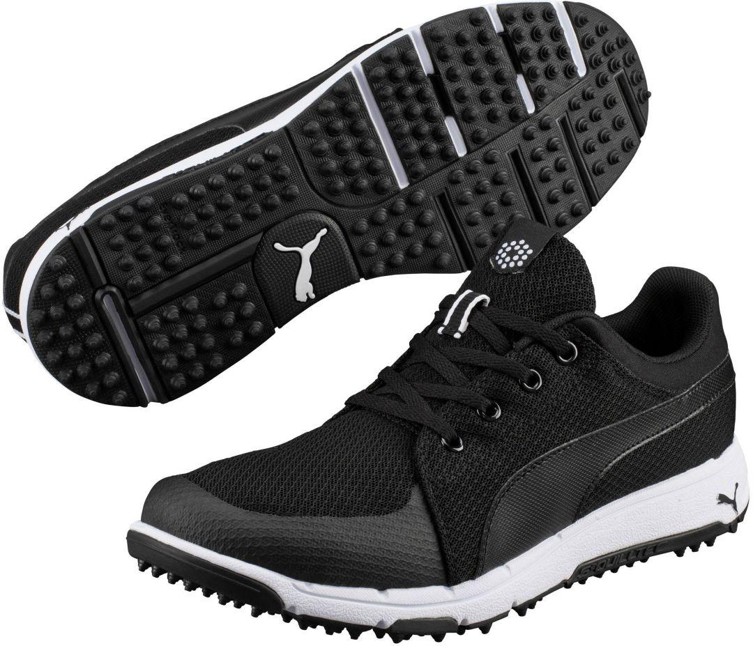 separation shoes 42142 d2188 PUMA Men's Grip Sport Tech Golf Shoes