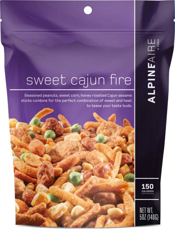 AlpineAire Sweet Cajun Fire Snack Mix product image