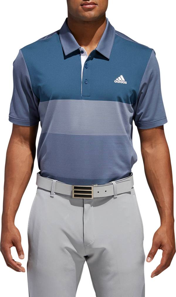 adidas polos for men relaxed fit