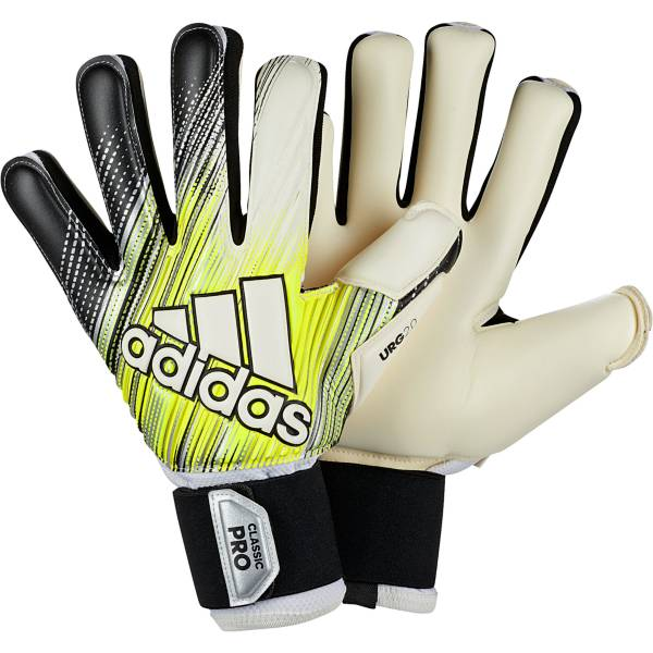 adidas Adult Classic Pro Soccer Goalkeeper Gloves product image
