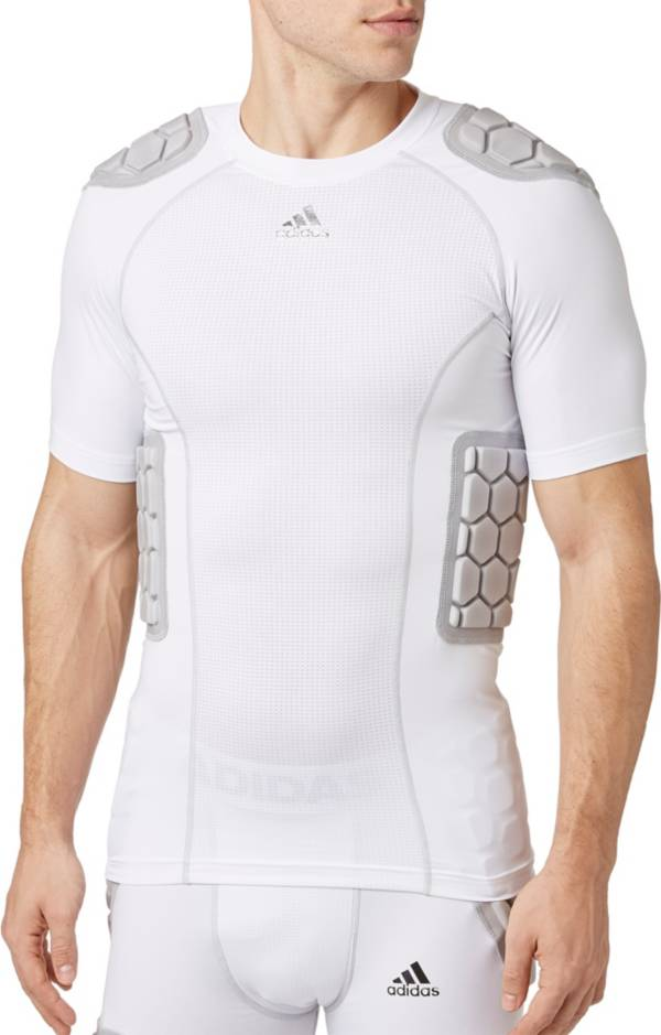 adidas Adult Techfit Padded Football Shirt product image