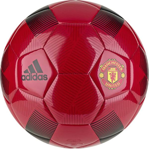 adidas Manchester United Supporters Soccer Ball product image