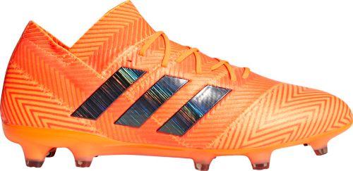 48e80727c adidas Men s Nemeziz 18.1 FG Soccer Cleats