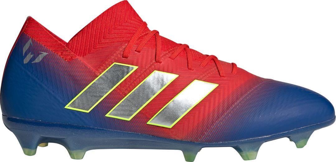 1e0778e95 adidas Men's Nemeziz Messi 18.1 FG Soccer Cleats   DICK'S Sporting Goods