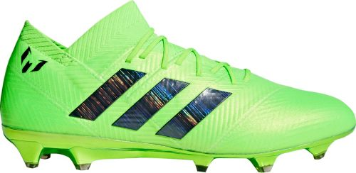 pretty nice 49d81 bd16d adidas Men s Nemeziz Messi 18.1 FG Soccer Cleats. noImageFound. Previous.  1. 2. 3
