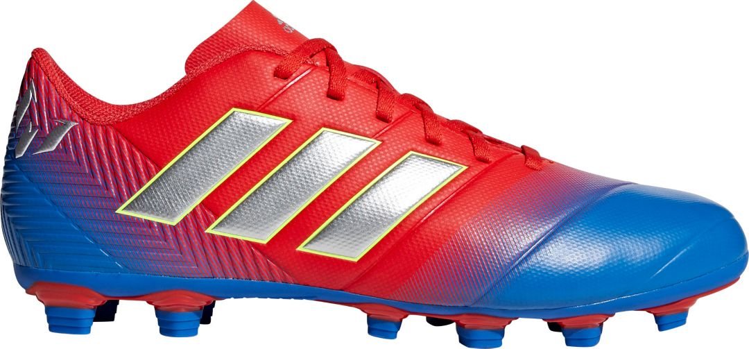 94d1f8d2f adidas Men's Nemeziz Messi 18.4 FXG Soccer Cleats | DICK'S Sporting ...