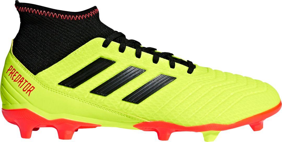 0d691d798 adidas Men's Predator 18.3 FG Soccer Cleats | DICK'S Sporting Goods