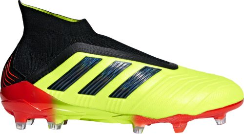 detailed look 1292a 0ea6c adidas Mens Predator 18+ FG Soccer Cleats. noImageFound. Previous. 1