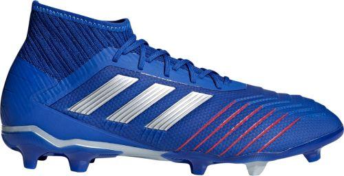 af2101f4773 adidas Men s Predator 19.2 FG Soccer Cleats