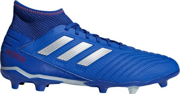 Ridículo chasquido Jardines  adidas Men's Predator 19.3 FG Soccer Cleats | DICK'S Sporting Goods