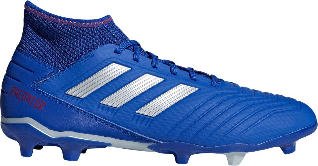 646462141 adidas Men's Predator 19.3 FG Soccer Cleats. noImageFound. Previous. 1. 2