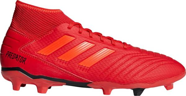 adidas Men's Predator 19.3 FG Soccer Cleats product image