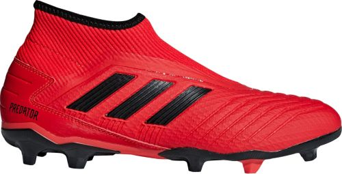 df9a2cb4e adidas Men s Predator 19.3 Laceless FG Soccer Cleats
