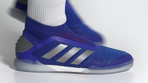 e2dd8425dff adidas Men s Predator 19+ Indoor Soccer Shoes. noImageFound. Previous. 1.  2. 3