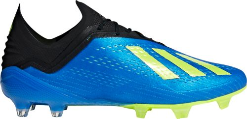 365b278bb adidas Men s X 18.1 FG Soccer Cleats