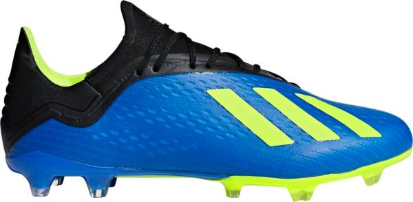adidas Men's X 18.2 FG Soccer Cleats product image