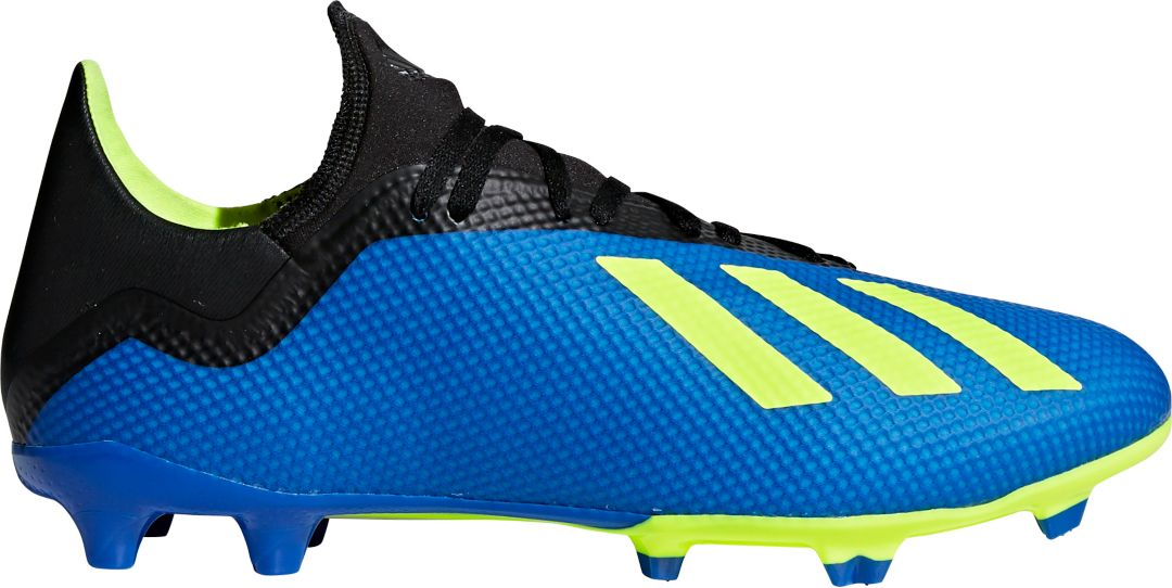 53f5cd62dfa adidas Men s X 18.3 FG Soccer Cleats 1